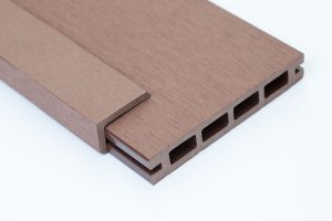 Brown Composite Decking