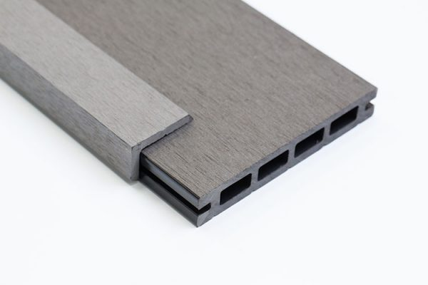 Grey Composite Decking Kits   cheapdeck.co.uk