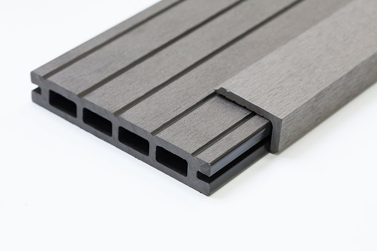 Cheap composite decking 10 year guarantee free next for Cheap decking boards uk